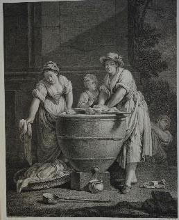 Как стирали в XIX веке